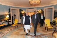 'A Renewed U.S.-India Partnership For the 21st Century'