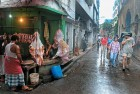 <b>Gimme red?</b> Butcher shops selling beef in the bylanes of Calcutta