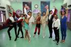 <b>We got the moves</b> Men of the Imperial Fernando Ballet Company, Delhi, line up