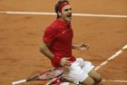 Knee Injury Forces Federer Out of Rio Olympic Games