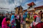 <b>Lone Support</b> A village in Kupwara awaits Sajjad Lone's arrival