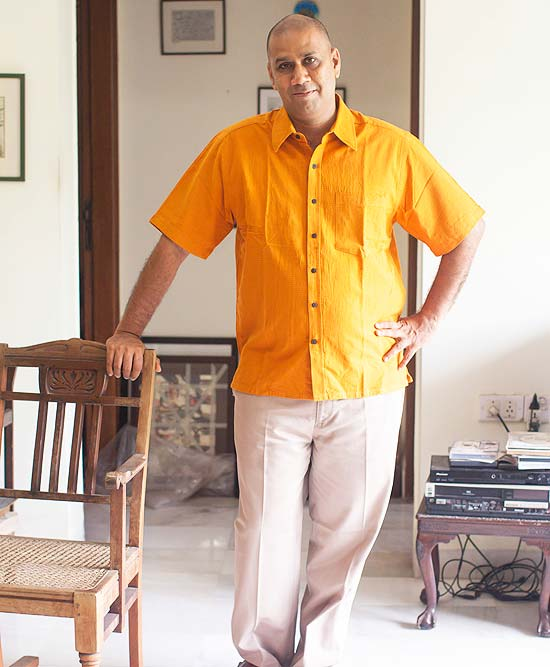 Naresh Fernandes