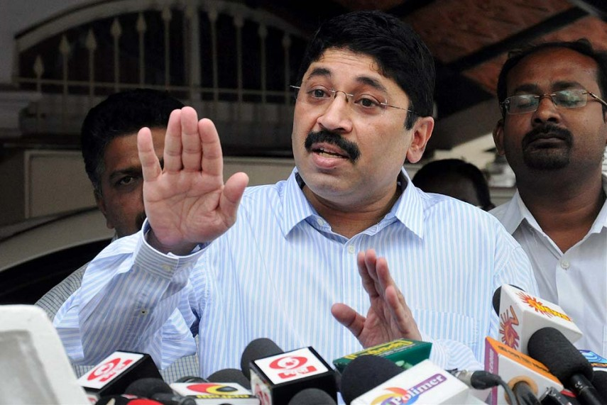 Telephone Exchange Scam: SC Dismisses Dayanidhi Maran's Plea, Asks Him To Face Trial