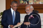 Modi's Monogrammed Suit Enters Guinness Book