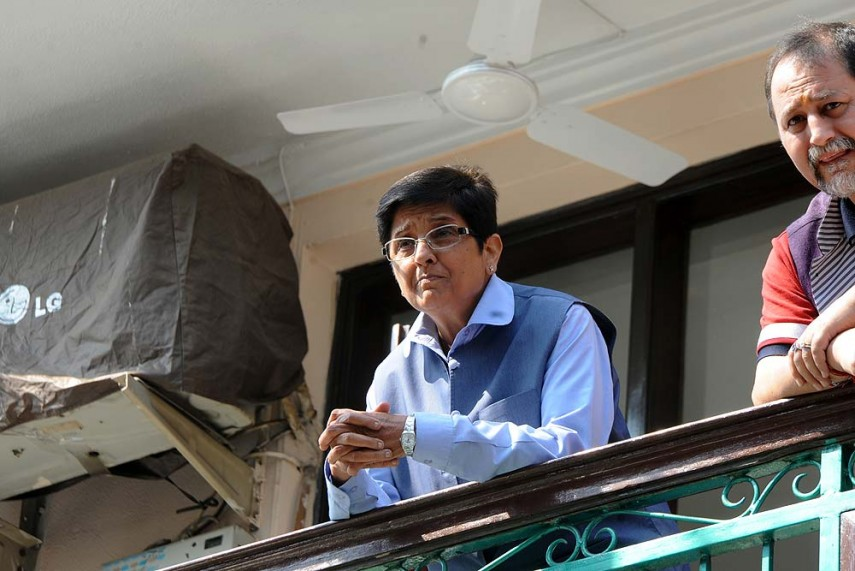 Transfer Order of Top Civic Official Invalid: Kiran Bedi