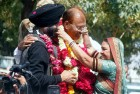 Vanzara Returns Home After Nine Years, Announces Entry Into Public Life