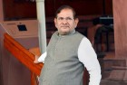 NCW Issues Notice To Sharad Yadav Over His 'Beti Ki Izzat Se Badi Vote Ki Izzat' Remarks