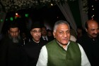 'Tulsi Plant Gives Out Oxygen During Day, Night,' V.K. Singh Says Hinduism a Philosophy Not a Religion