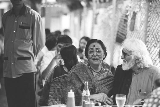 Maqbool Fida Husain