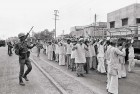 <b>Road to a massacre</b> Hashimpura residents being rounded up