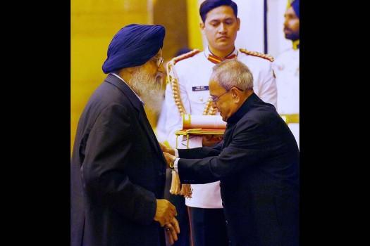 Prakash Singh Badal