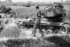 <b>After Maharajke</b> Abandoned Pak tanks in Sialkot