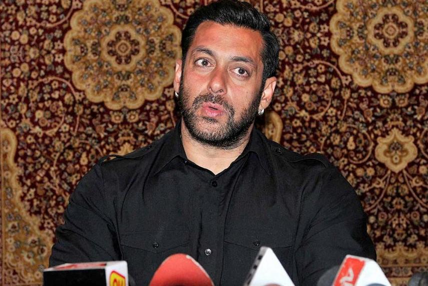 Bihar Court Orders FIR Against Salman Khan Over 'Loveratri'