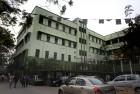 <b>Kal-umny</b> The Arts Fac building in Jadavpur