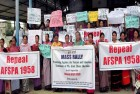 Cong Promises to Strive for Removal of AFSPA If Voted Back to Power