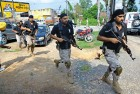 <b>On their track</b> SWAT team arrives in Dinanagar to fight fidayeen on July 27