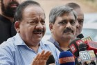 AAP Focusing Only on Attacking PM: Harsh Vardhan