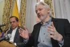 Swedish Court Upholds Arrest Warrant for Julian Assange
