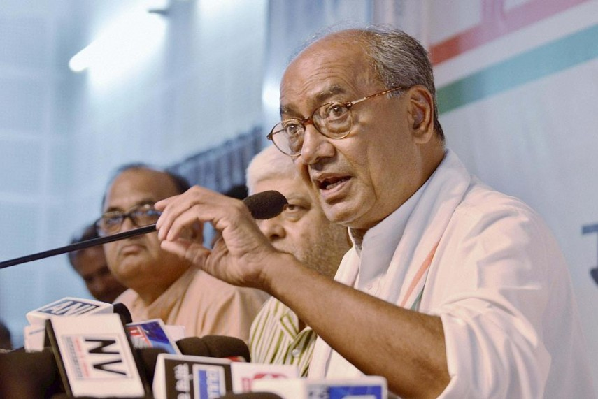 Digvijaya Singh Should Retire From Politics, Says Former Congress Leader Vishwajit Rane