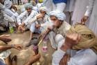 <b>Haryana & UP</b> Jat rally in Delhi demanding reservation