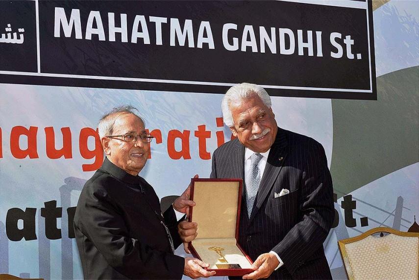 rehan poncha biography of mahatma