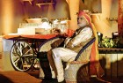 <b>To A Tea Prime Minister</b> Narendra Modi at the India-Africa Forum Summit