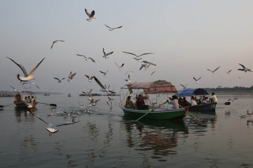 Efforts of Centre, UP to Clean Ganga Have Had 'Zero' Results: NGT