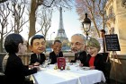 Modi and world leaders find place in a tableaux