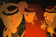 The Triplets Of Belleville French (Animation)