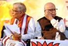 Advani, Joshi Elected to Parliamentary Panels