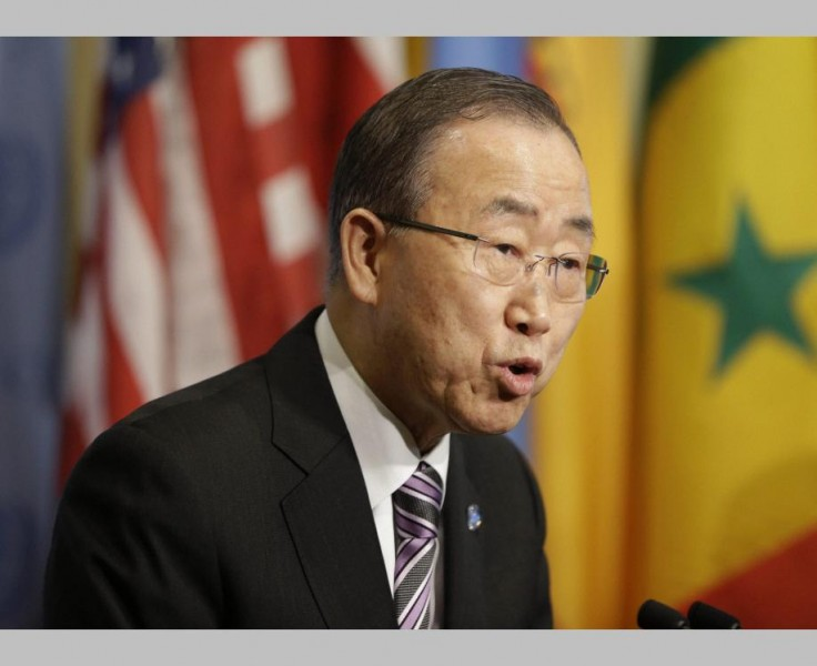 Lanka Needs to Do More: UN Chief on Reconciliation Efforts