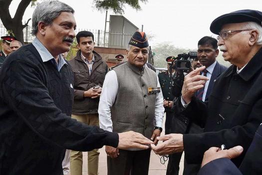 V.K. Singh General