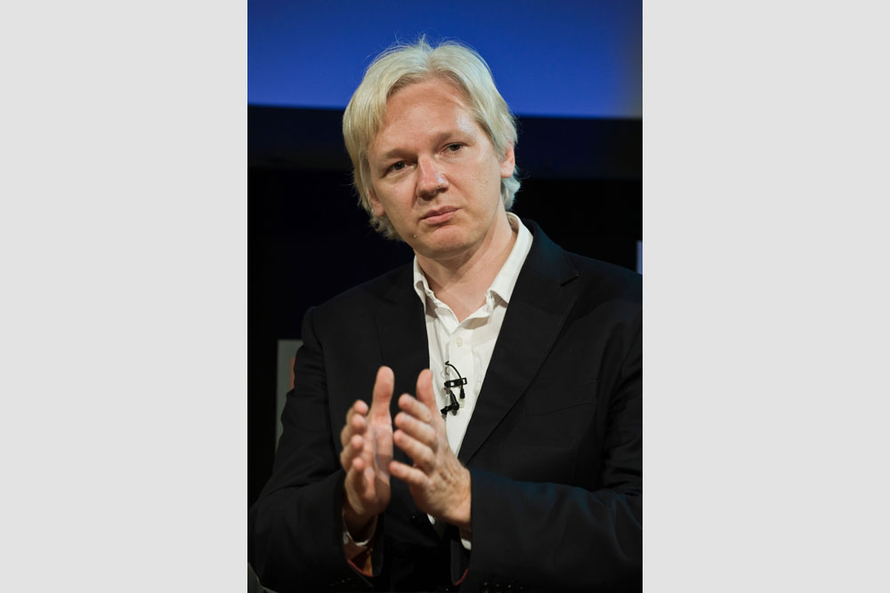 Histories Cannot End Up In Pentagon :   Jullian Assange, Founder of Wikileaks