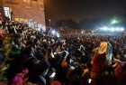 JNU EC Approves UGC Notification on Entrance Exams for Research Courses, Students and Teachers Protest