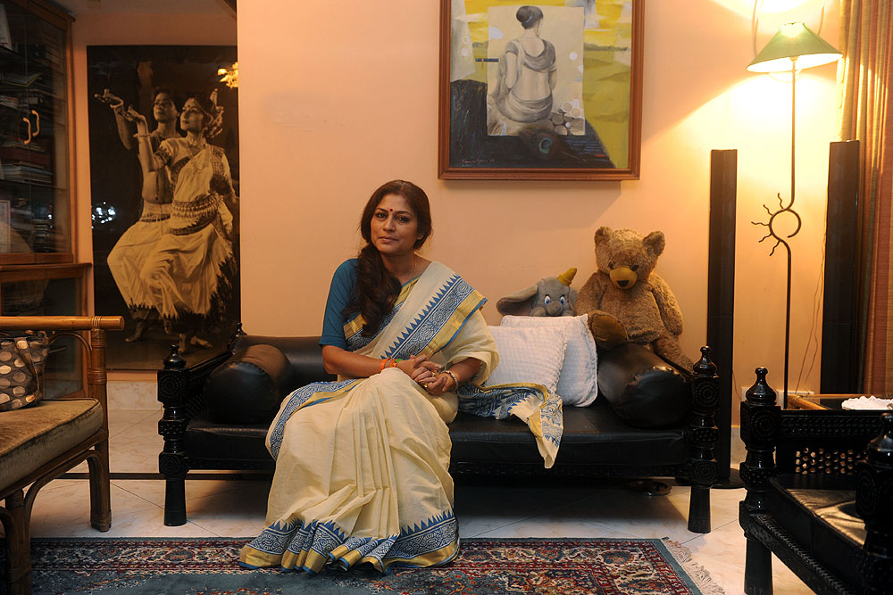 I'm Appalled By All This Modi-Bashing Around Us :   Roopa Ganguly, Actress and emerging BJP leader