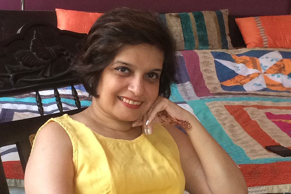 Interview With :   Kavita Kane, Author and Journalist on her new book, Menaka's Choice