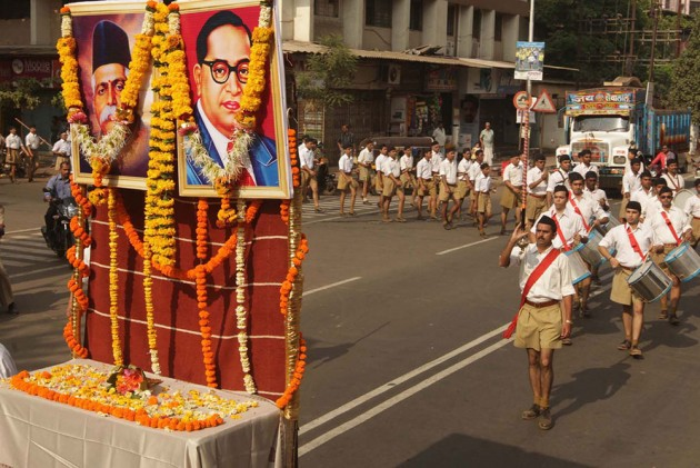 Whose Ambedkar Is He Anyway?