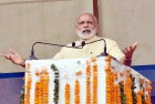 Modi Launches Scheme to Provide Free LPG Connections to Poor