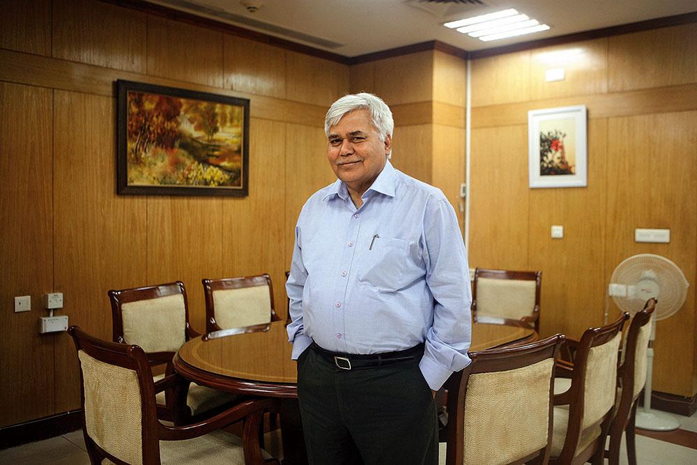 Wireless Internet Cannot Provide Robust Bandwidth :   Ram Sevak Sharma, Chairman of TRAI