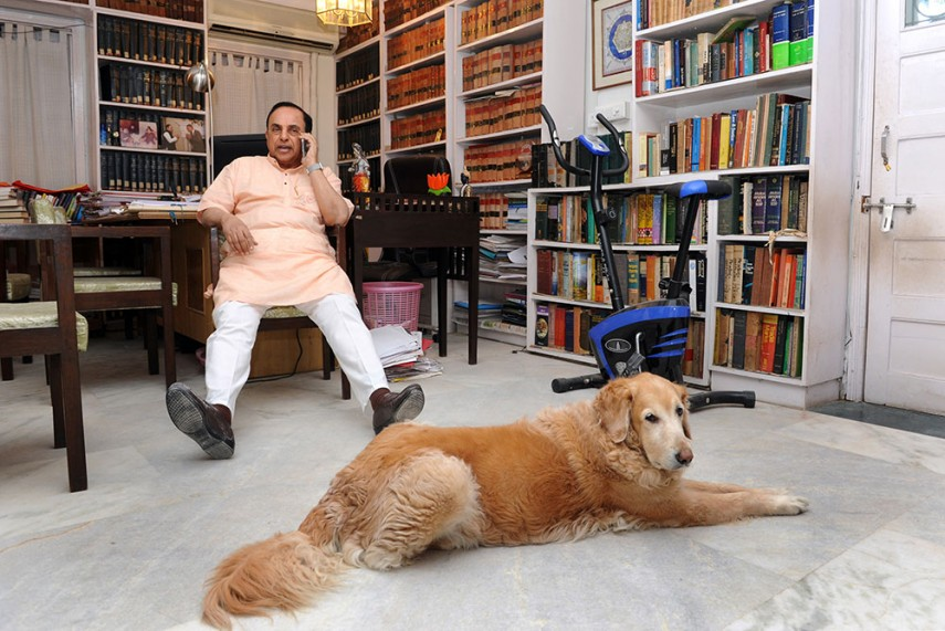 His Continuance a 'Tolerance': Swamy Takes on Arvind Subramanian Again
