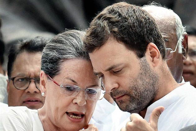 The Gandhi Clan And Its Reluctant Candidate