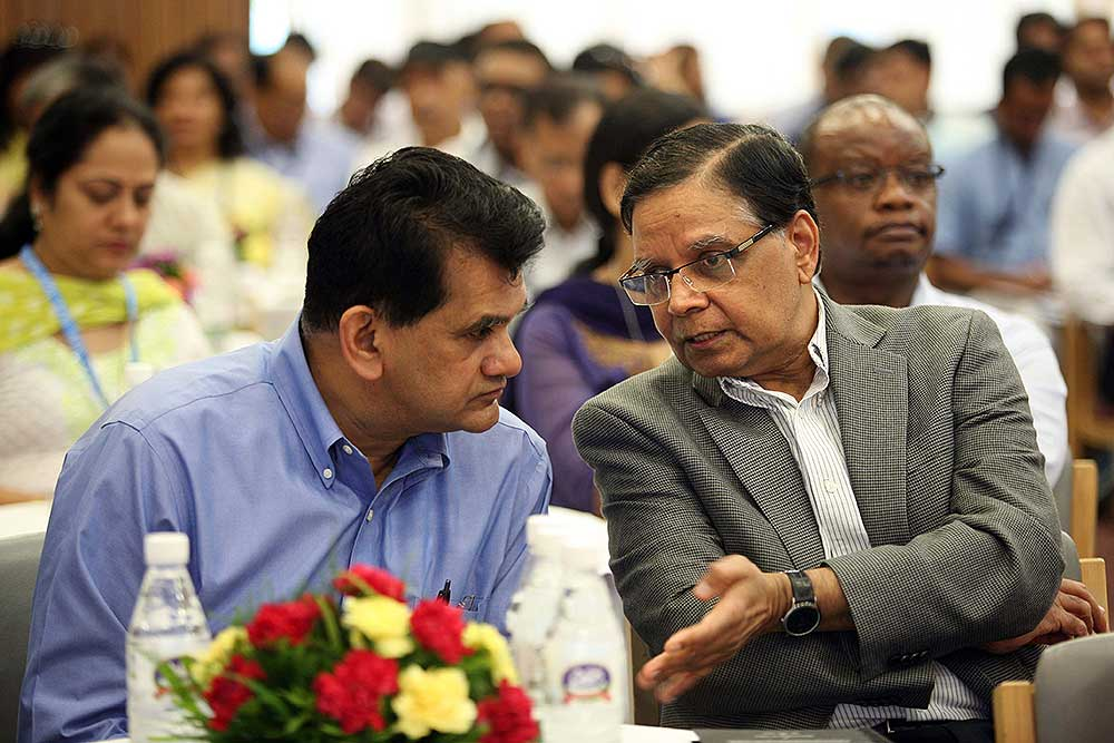 NITI Aayog CEO pushes for reforms in India's over-regulated higher education sector