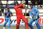India Crush Zimbabwe by 10 Wickets After Sran's Excellent Debut