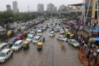 Gurgaon: Thousands Stranded on NH-8 Due to Waterlogging, Heavy Rains