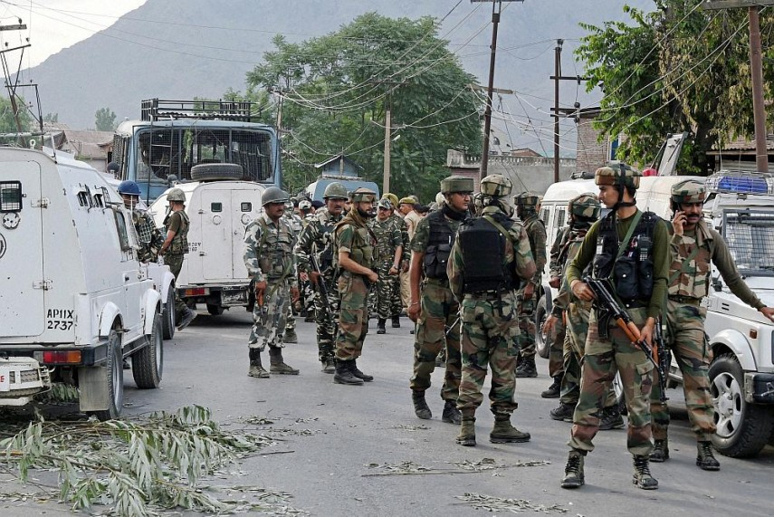 Kashmir: Militants Attack BSF Camp, Three Personnel Injured
