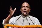 Want Emotional Relationship With People of Kashmir: Rajnath Singh