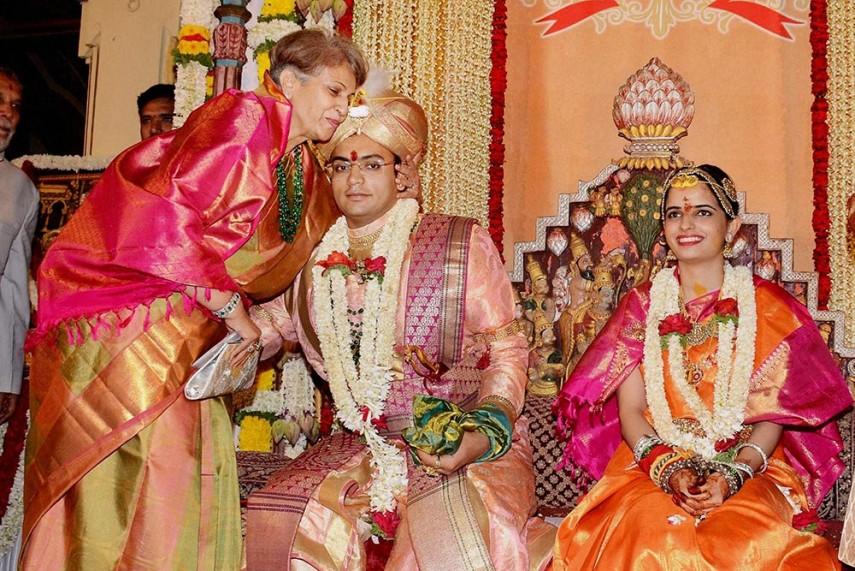 Ashutosh kaushik wedding venues