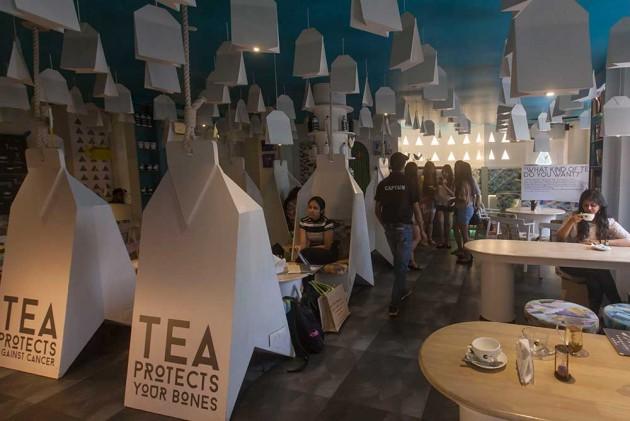 Talk Of Taking Tea!