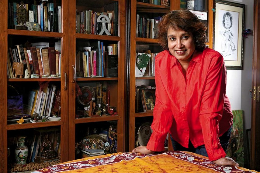 After Protest at Taslima Nasreen's JLF Talk, Organisers to Not Invite the Bangladeshi Writer Again