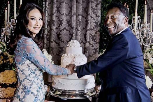 Legends, Unite In Matrimony